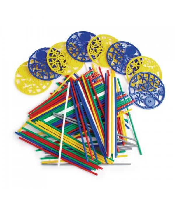 Construct o Straws