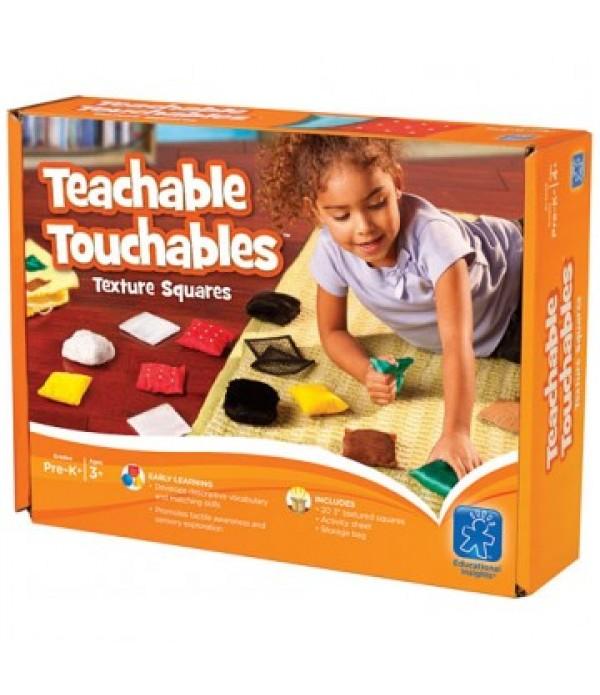 Teachable Touchables