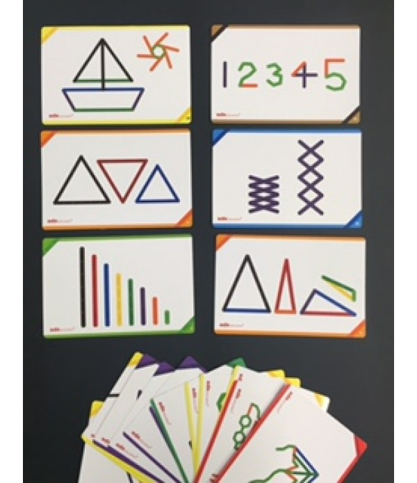 Geo Stix Activity Cards