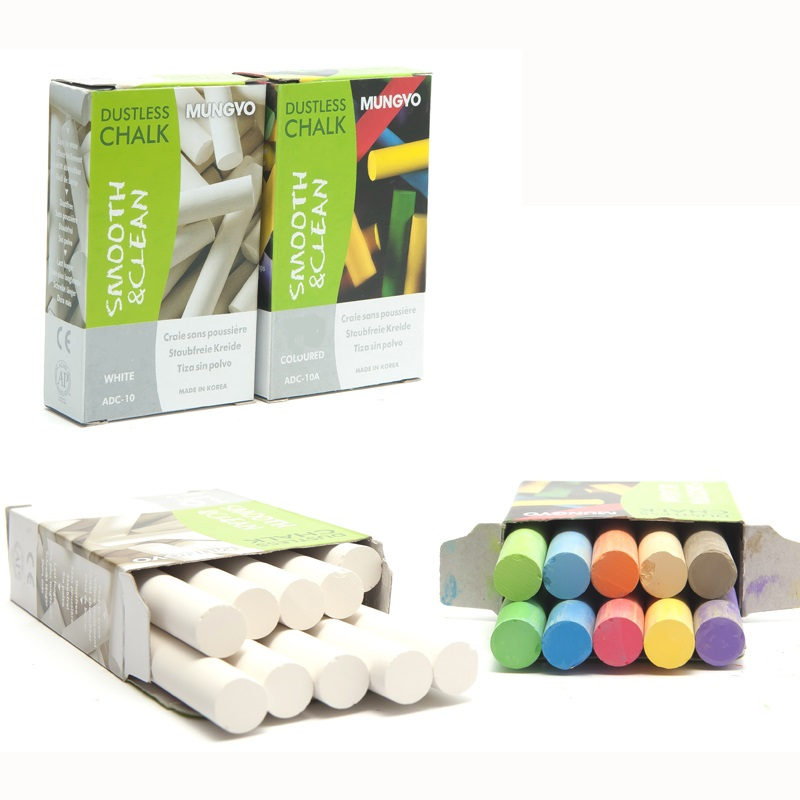 Chalk Coloured Box Of 144